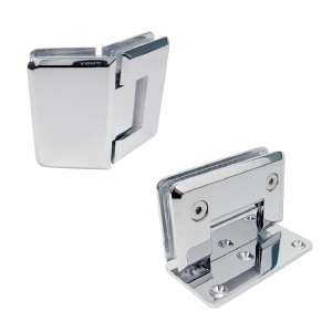 Shower Hinge & Bracket